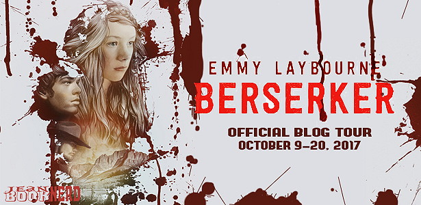 - 4 Winners will receive a Copy of BERSERKER by Emmy Laybourne.