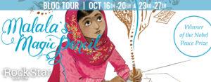 #Giveaway Review MALALA'S MAGIC PENCIL by Malala Yousafzai @Malala @LBKids 10.31