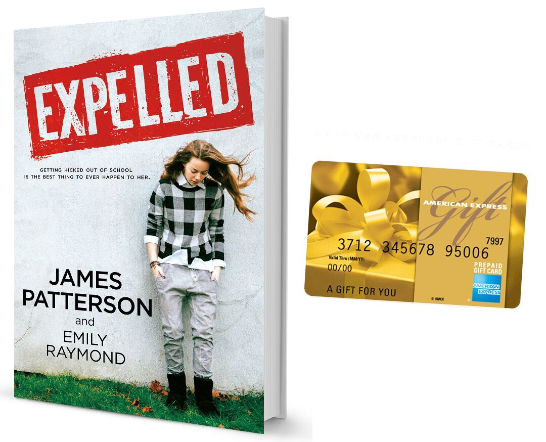 Copy of Expelled & A $50 Amex gift card